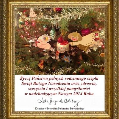Życzenia świąteczne